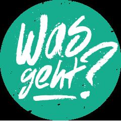 was geht?- Logo